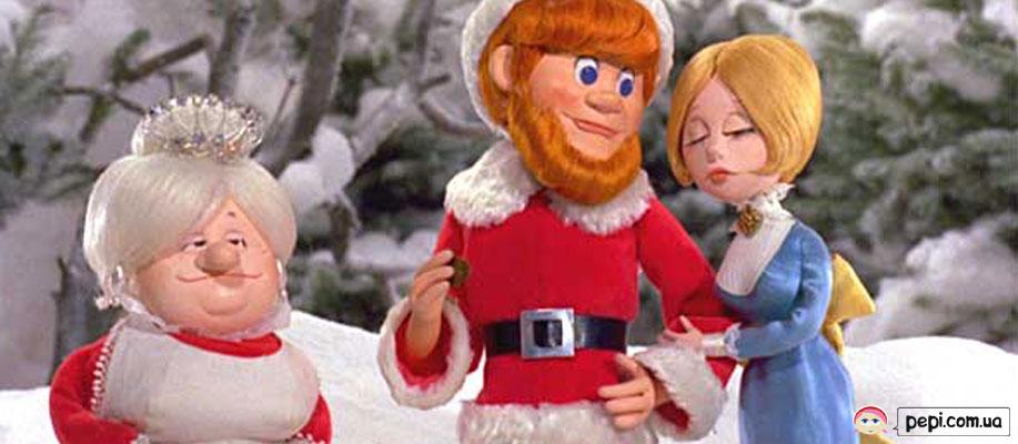 У місто приїхав Санта-Клаус