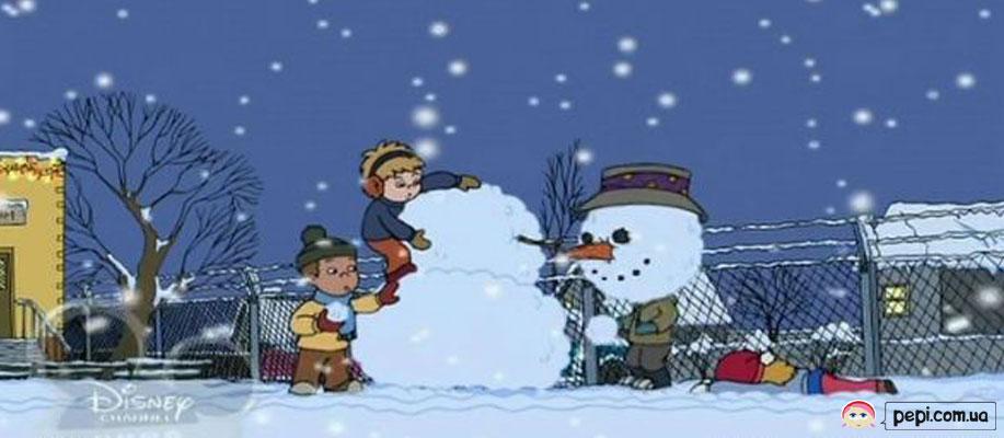 Різдвяна переменка: Чудо на Третій вулиці