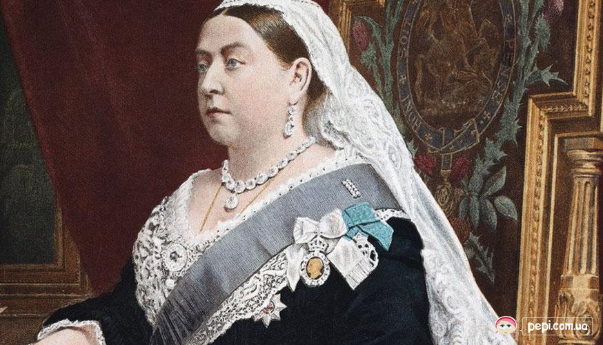 королева Вікторія