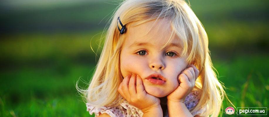 Правильний догляд за волоссям малюка