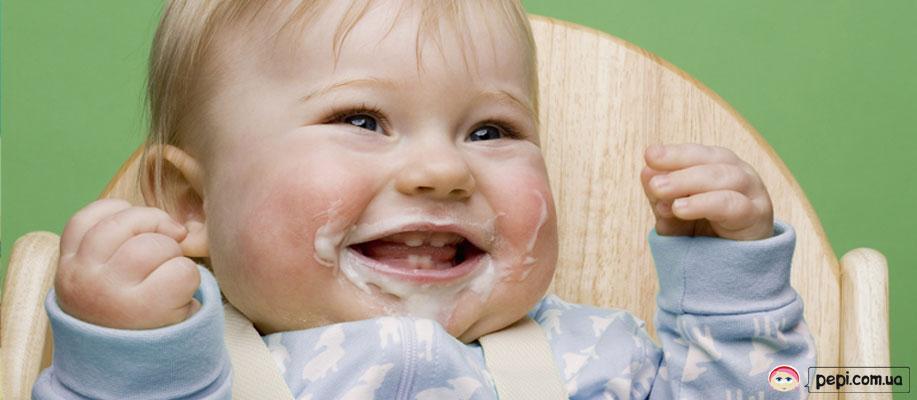 Зригування у немовлят