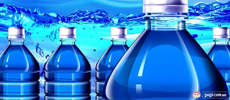 Бутильована вода - чи придатна вона для пиття?