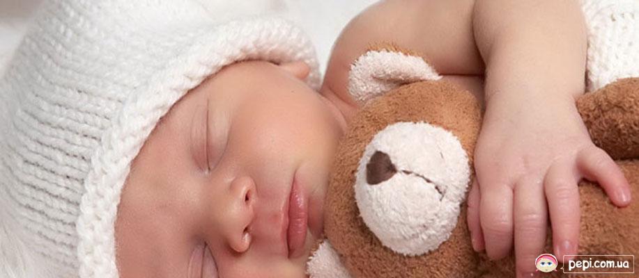 Як вкласти дитину спати