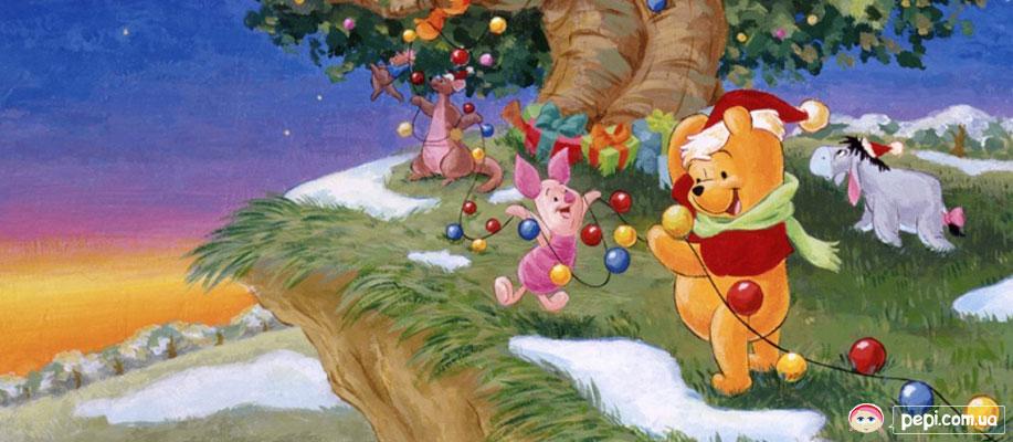 Вінні Пух і Різдво
