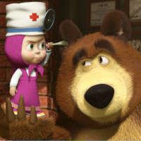 Пазл Маша і Ведмідь