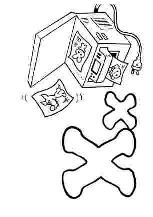 Англійський алфавіт X