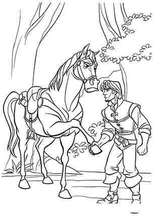 Кінь Максимус і Флін