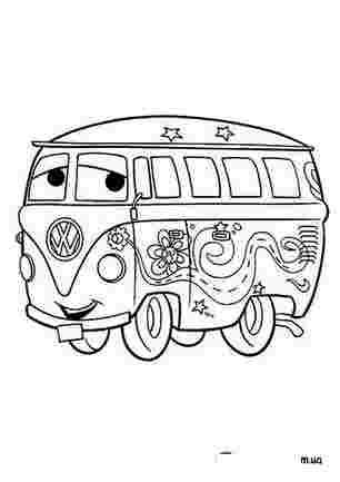 Забавний автобус Філмор