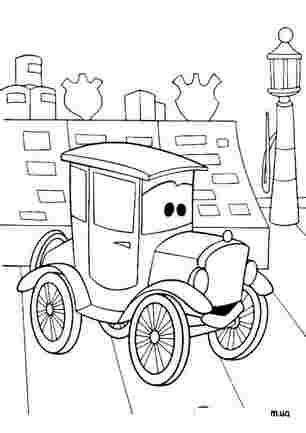 Ретро автомобіль