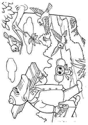 Гені і Чебурашка готують дошки