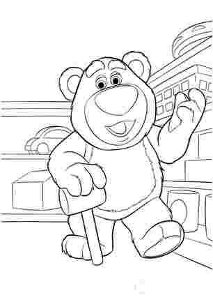 Ведмідь Лотсо