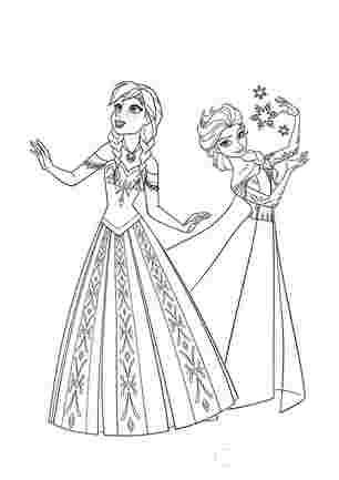 Принцеса Анна і Ельза