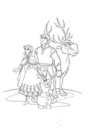 Анна, Кристофор і Свен Олаф