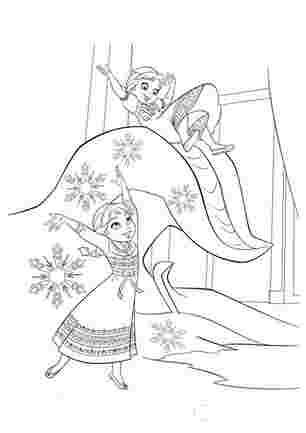 Маленька Анна і Ельза