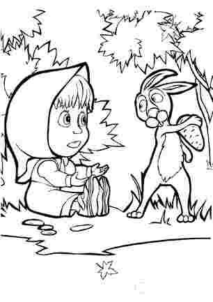 Маша і заєць