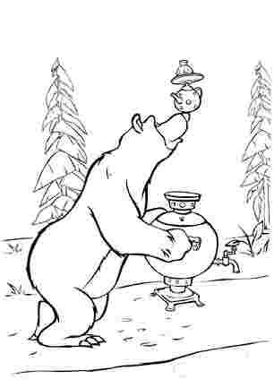 Медвідь і самовар
