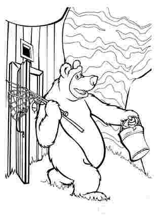 Медвідь зібрався порибачити