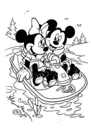 Мікі і Міні Маус