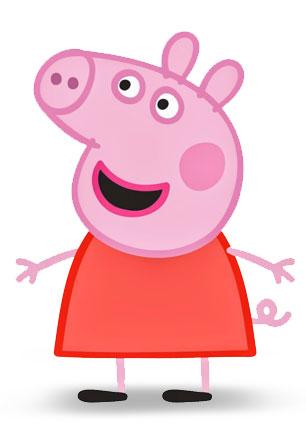Розмальовки Свинка Пеппа