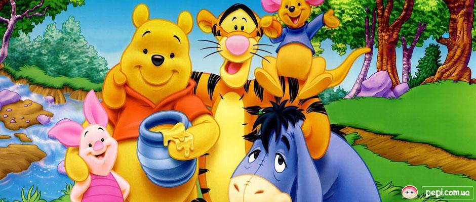 Вінні Пух та його друзі