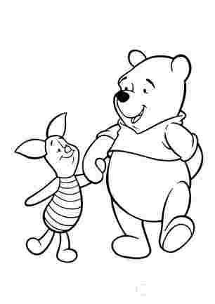 Веселі друзі П'ятачок і Вінні-Пух
