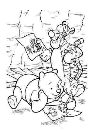 Вінні намалював П'ятачка