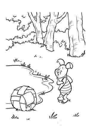 Перелякані Вінні-Пух і Кролик