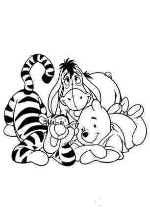 Вінні-Пух, Тигра та Іа