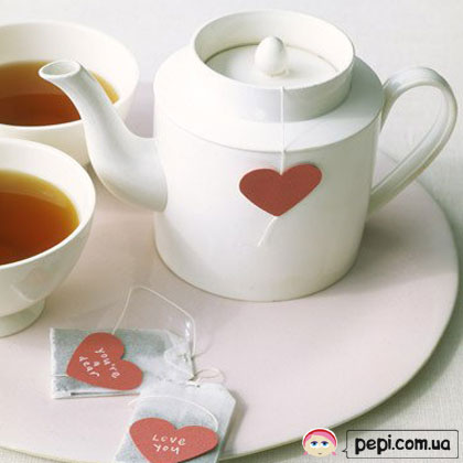 Чай з любов'ю