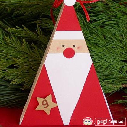 Дід Мороз - Подарункова коробка