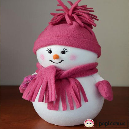 МК Сніговичка - просто і швидко