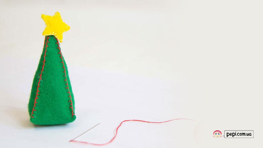 Міні Різдвяна ялинка