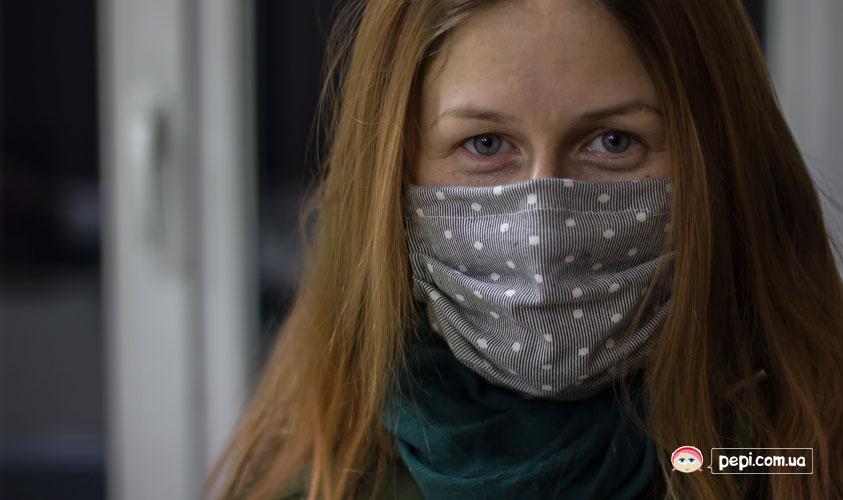 Медична маска для лиця